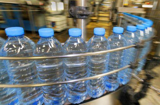 Hamsterkäufe von Trinkwasser im Kreis Böblingen
