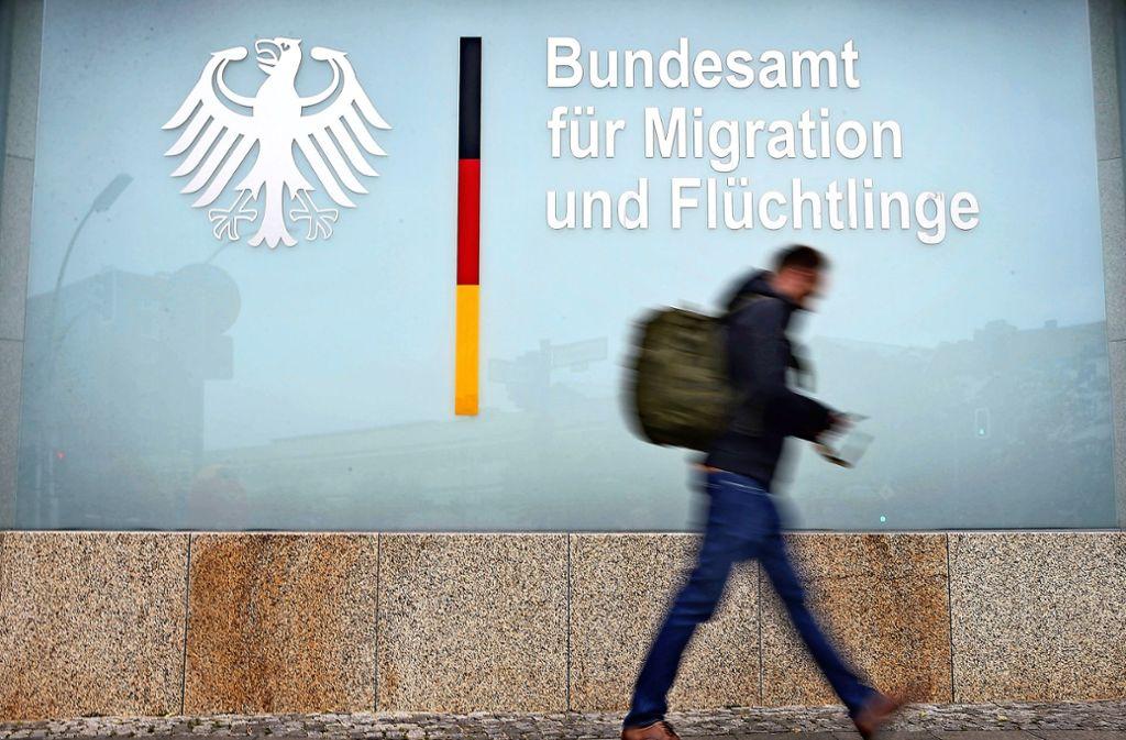 Die Arbeit des  Bundesamtes für Migration steht in der Kritik. Die Forderungen nach einem Umbau werden immer lauter. Foto: Getty