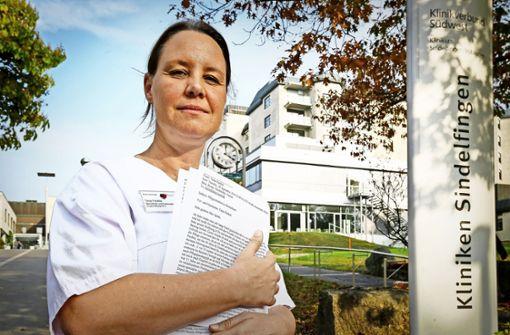 Schwester Tanja schreibt an Minister Spahn
