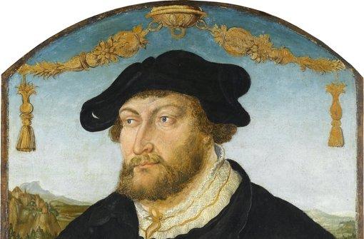 """Die Staatsgalerie Stuttgart gibt das """"Bildnis Pfalzgraf Johann III"""" zurück. Foto: Volker Naumann/Staatsgalerie Stuttgart/dpa"""