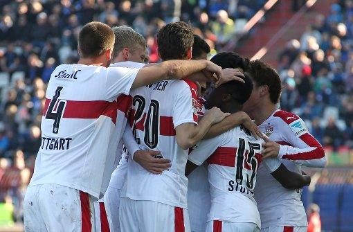 Der VfB nimmt Fahrt auf