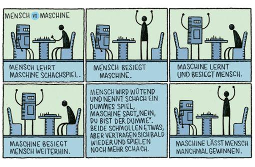 Kafka und die Roboter