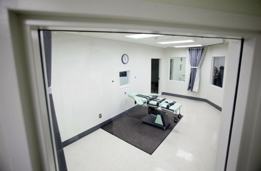 Todesstrafe soll wieder auf Bundesebene vollstreckt werden
