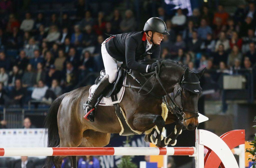 Das Turnier in Stuttgart wird von einigen Reitern auch kritisiert. Foto: Pressefoto Baumann