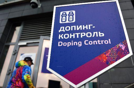 Russlands Anti-Doping-Agentur gibt Vertuschung zu