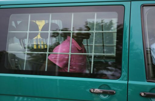 Flüchtling aus Togo äußert sich schockiert