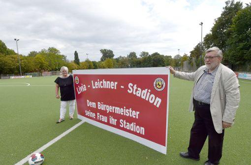 Livia Leichner – die Frau mit dem eigenen Fußballstadion