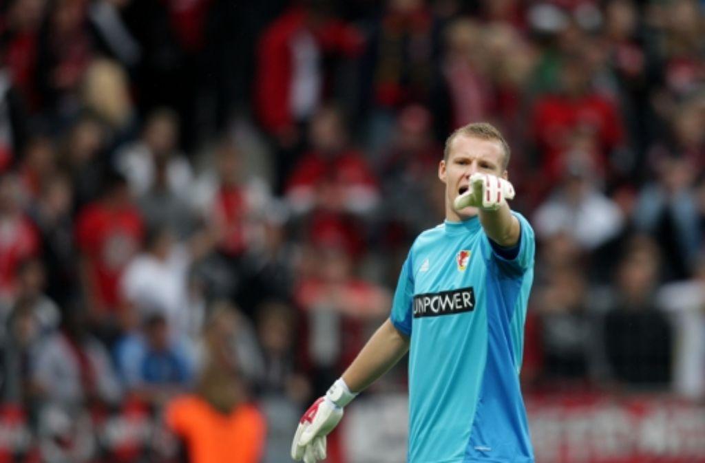 Bernd Leno hat beim VfB keine Perspektive mehr gesehen. Foto: dpa
