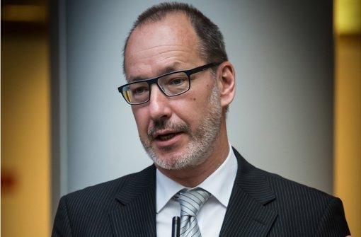 Ralf-Michael Schmitz ist nicht mehr Geschäftsführer des Klinikums. Foto: Lg/Achim Zweygarth