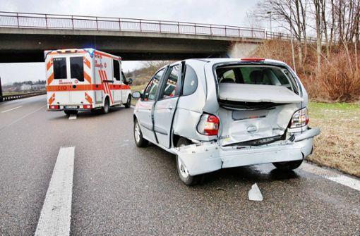 98-Jähriger in Unfall verwickelt