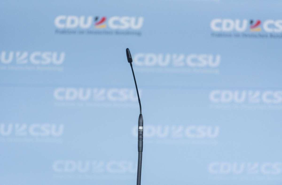 Nach der Coronakrise ist vor der Kanzler-Frage. Foto: imago images/Christian Spicker