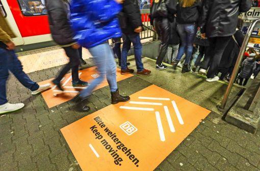Der wirklich wahre Grund für verspätete S-Bahnen