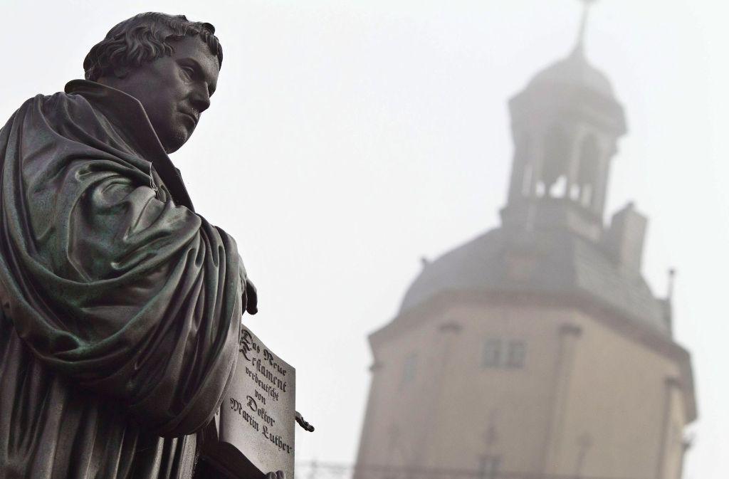 Bedford-Strohm: Die Reformation war ein Akt der Befreiung für die Kirche