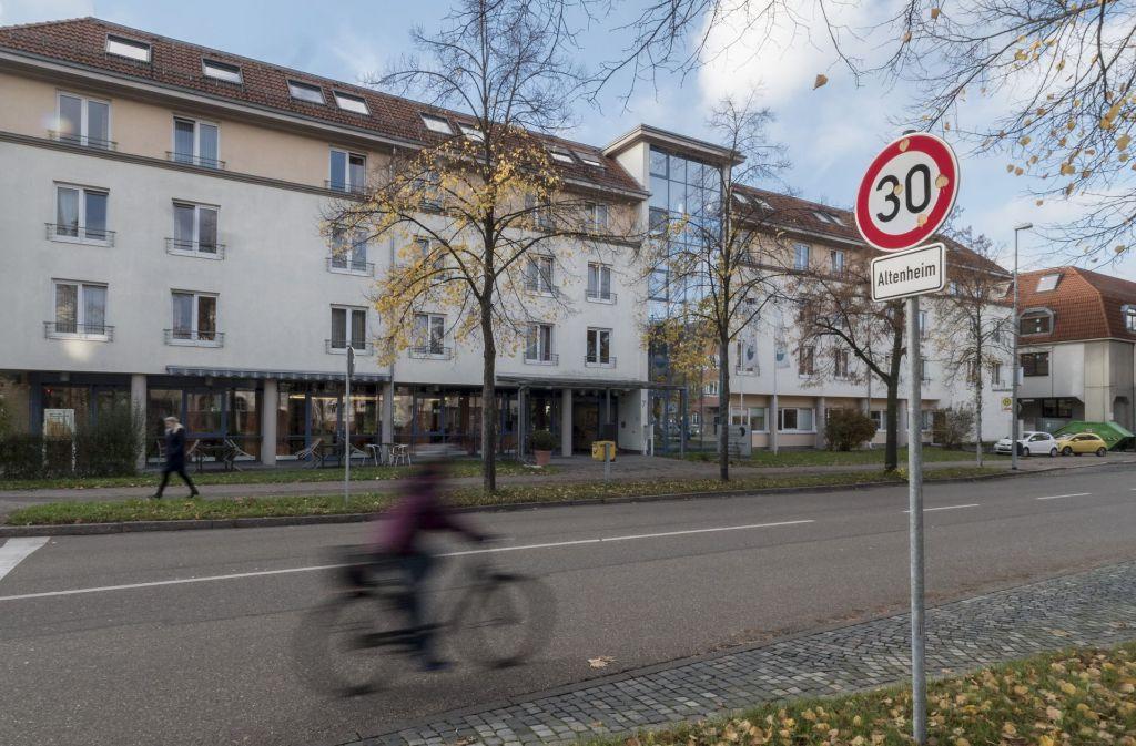Der Betrieb der Alloheim-Resident muss zum 19. Dezember eingestellt werden. Foto: factum/Weise