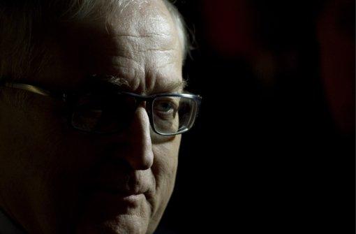 Liberaler Spitzenkandidat unter Druck: Rainer Brüderle Foto: dapd