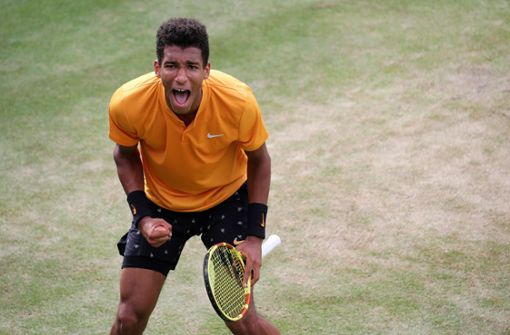 Felix Auger-Aliassime: Darum ist der Kanadier das Tennisjuwel