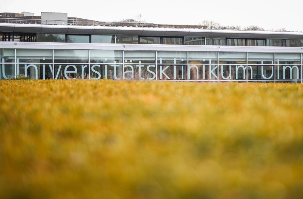 In der Ulmer Universitätsklinik wurden fünf Säuglinge mit Morphium vergiftet. Foto: dpa/Christoph Schmidt