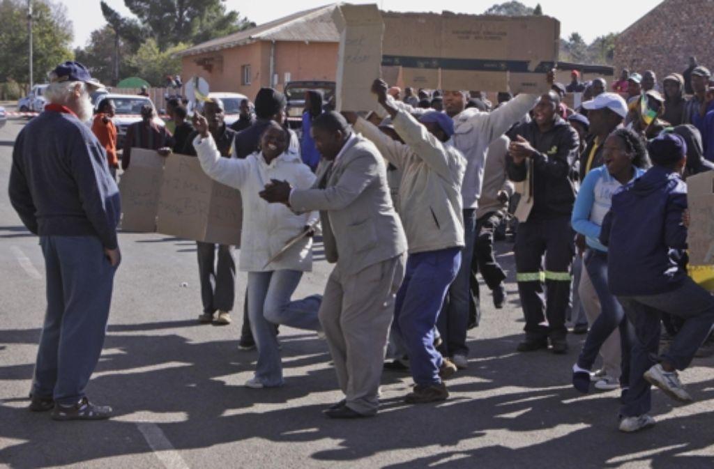 Proteste Foto: AP