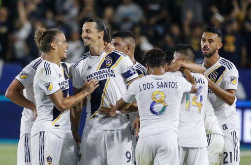 LA Galaxy-Star gelingt zweiter Dreierpack in der MLS