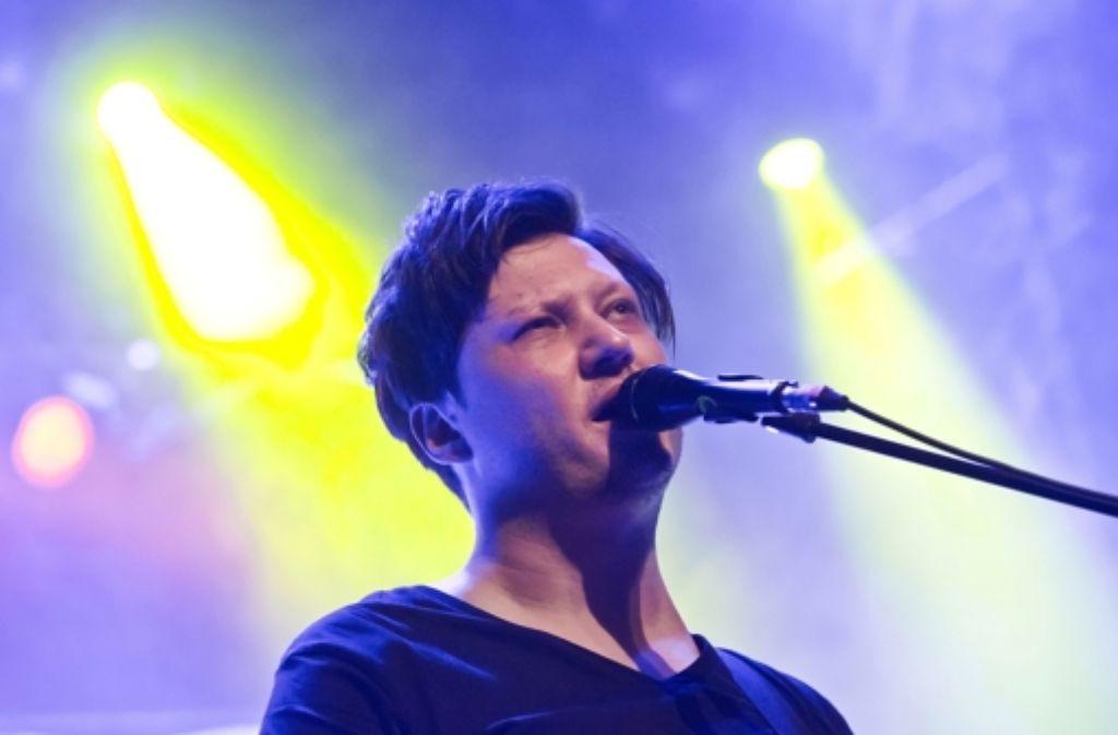 Konstantin Gropper, der Kopf und Sänger von Get Well Soon Foto: Redferns