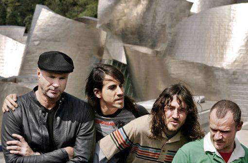 Gitarrist John Frusciante kehrt zur Band zurück
