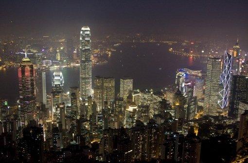 Tatort Hongkong