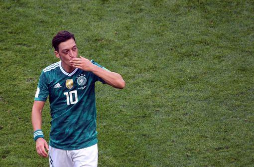 """Mesut Özil begründet Entscheidung mit """"Rassismus"""""""