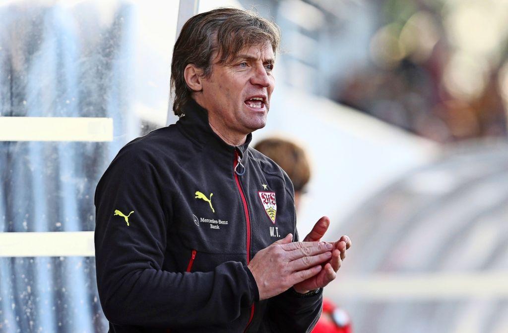Vom VfB-II-Coach zum Kaderplaner zum Chef der Jugendakademie: Walter Thomae. Foto: Baumann