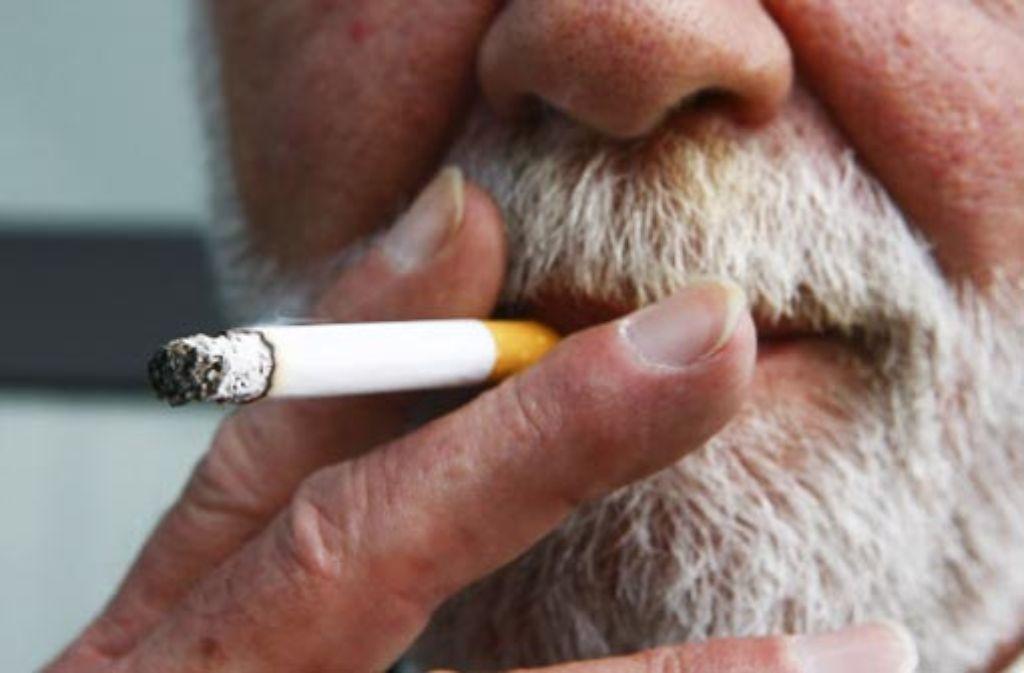 Rauchen aufhoren zigarezten schmecken