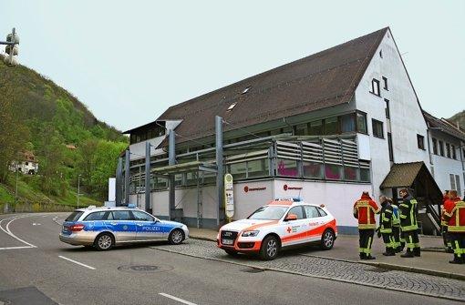 Polizei stellt Bombenattrappen sicher