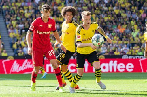 Deutlicher BVB-Sieg gegen Leverkusen – Gladbach gewinnt im Derby
