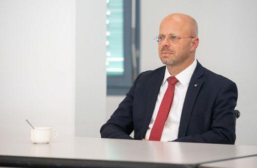Andreas Kalbitz lässt Fraktionsvorsitz ruhen