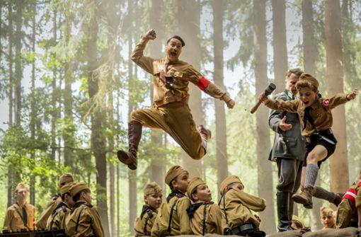 Mit Adolf im Sommercamp