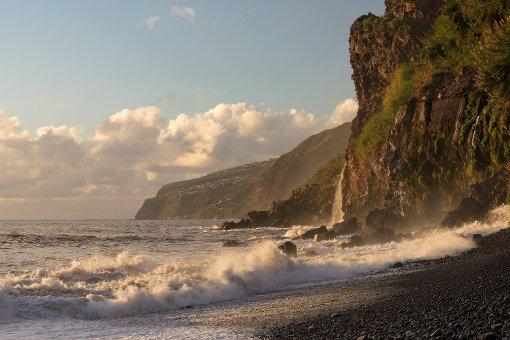 Madeira - entlang der Küste