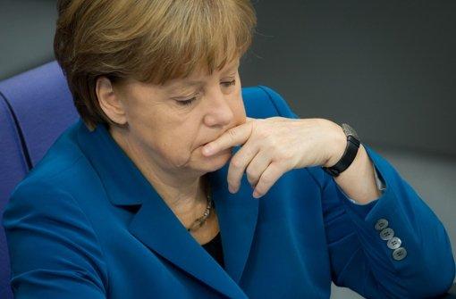 Merkels Brandherde