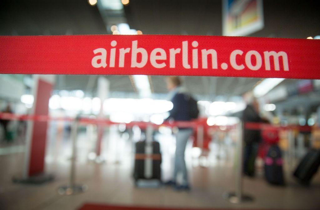 Bei Air Berlin haben sich außergewöhnlich viele Piloten krank gemeldet. Foto: Lichtgut/Leif Piechowski