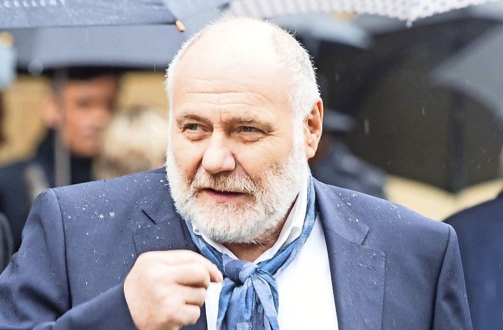 Rezzo Schlauch rät seiner Partei dringend zur Regierungsbeteiligung. Foto: dpa