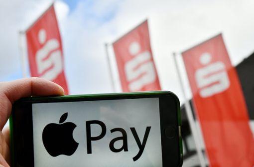 Apple Pay auch für Sparkassen-Kunden