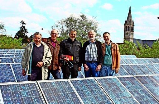 Sauberer Strom für über 200 Haushalte