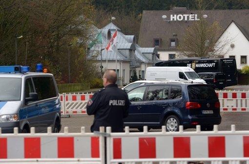 Die Polizei zeigt in Hannover erhöhte Präsenz