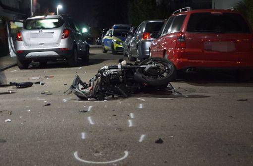 Zwei 16-Jährige bei Unfall schwer verletzt