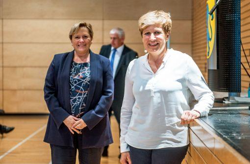 Nicole Razavi soll wieder in den Landtag