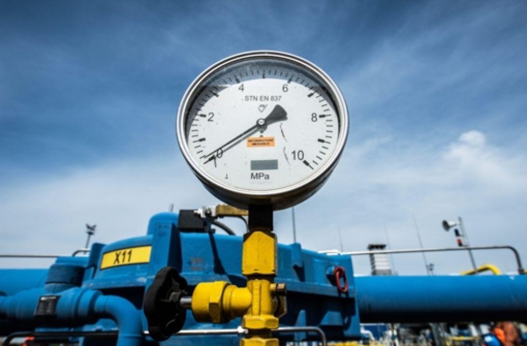 Die Ostseepipeline Nord Stream soll zwei neue Stränge bekommen. (Symbolfoto) Foto: EPA