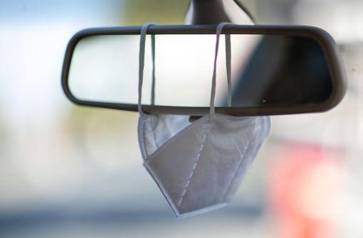 Mitnahme von Masken im Auto wird laut Bericht bald Pflicht