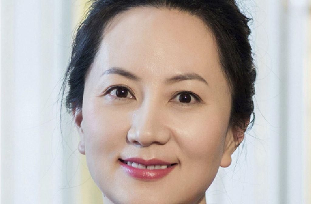 Meng Wanzhou droht wegen Betrugsvorwürfen eine lange Haftstrafe in den USA. Foto: Huawei/AP