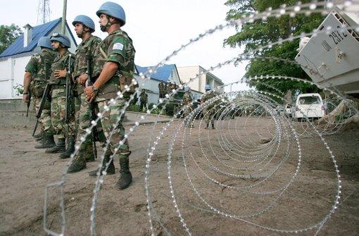 Neue Missbrauchsvorwürfe gegen UN-Blauhelme