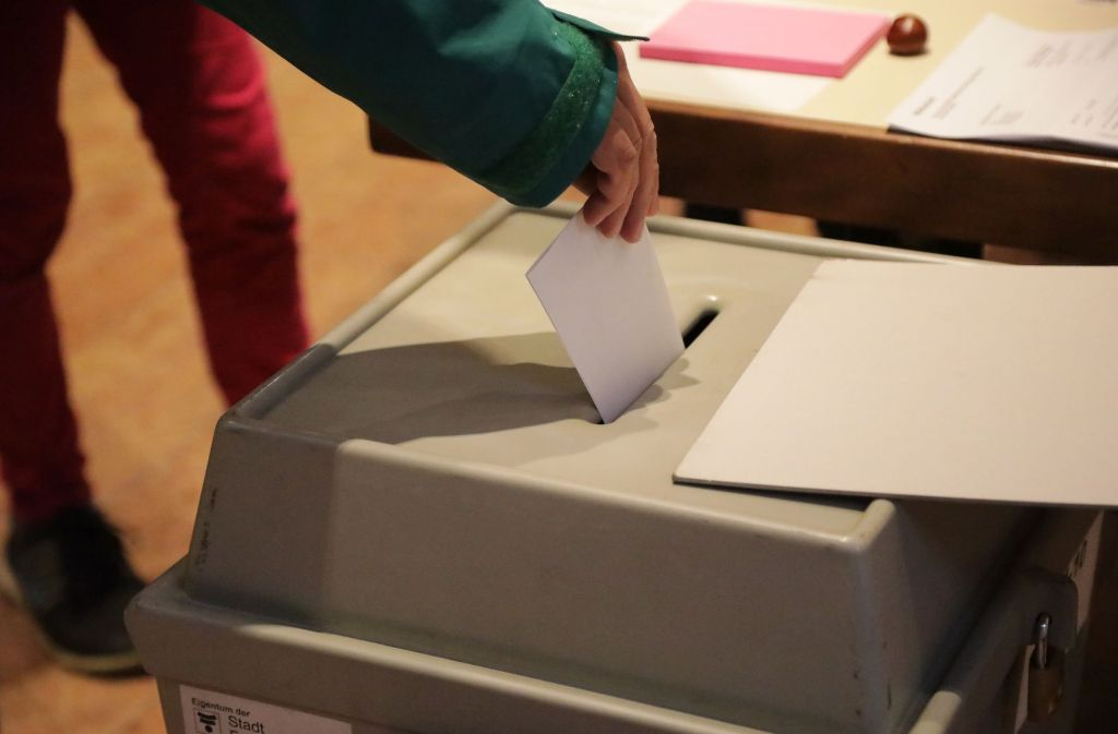 Geht es nach SÖS/Linke-plus, könnten die Stuttgarter Bürger ihre Bezirksbeiräte ab 2019 selbst wählen. Foto: Archiv Patricia Sigerist