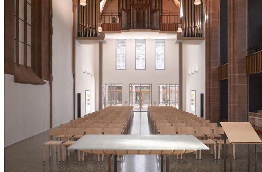 Hospitalkirche erstrahlt in neuem Glanz