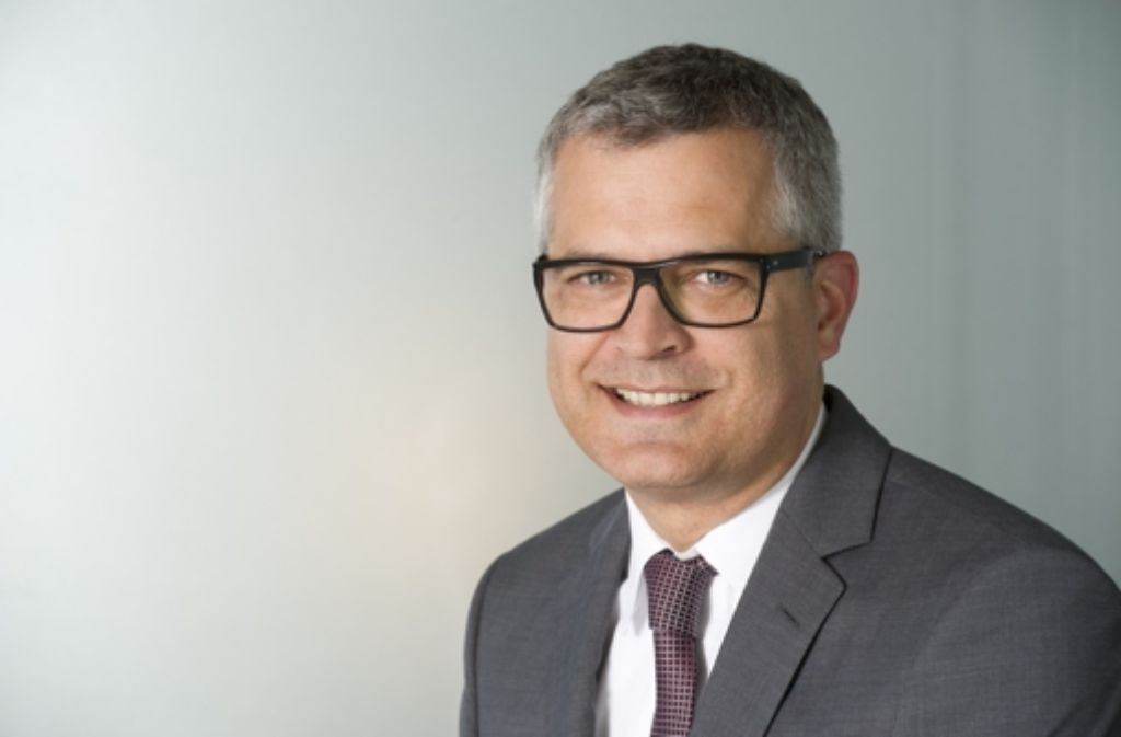 Vorstandschef Franz Reiner setzt auf die Digitalisierung. Foto: Daimler