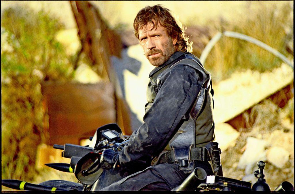 """Cuck Norris als Elitesoldat in """"Delta Force"""". Foto: 20th Century Fox"""